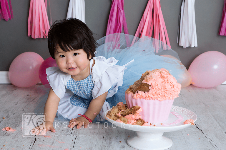 0629021 cake smash photography 1st birthday portraiture photos